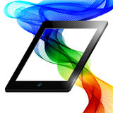 tablet Illustrazione di Stock