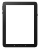 Tablet  with blank screen Royalty Free Stock Image