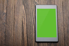 Tablet with blank screen Royalty Free Stock Images