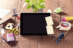 Tablet Stock Image