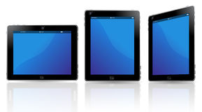 Tablet computer Stock Photos
