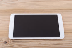 Tablet computer. Royalty Free Stock Image