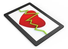 Heart Beats Royalty Free Stock Photography