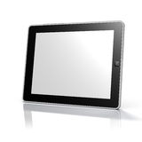 Tablet computer / Ebook reader (Clipping Path) Stock Images