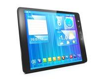 Tablet Computer ein Lizenzfreie Stockfotografie
