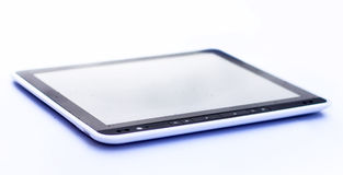 Tablet computer isolated Stock Photos