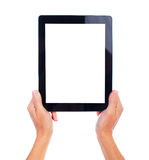 Tablet computer. Stock Image