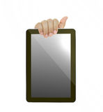 Tablet Computer or pad Royalty Free Stock Photos