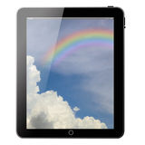 Tablet computer Royalty Free Stock Photography