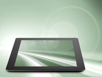 Tablet computer (tablet pc) Royalty Free Stock Photography