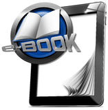 Tablet Computers - E-Book Royalty Free Stock Photography