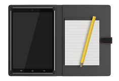 Tablet cover Royalty Free Stock Photography