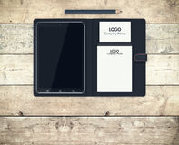 Tablet cover Royalty Free Stock Image
