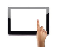 Tablet device Stock Photos