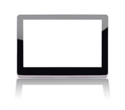 Tablet device Royalty Free Stock Photo