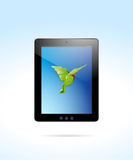 Tablet device Royalty Free Stock Image