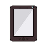 tablet device design Royalty Free Stock Images