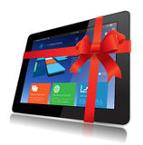 Tablet Gift Stock Photos