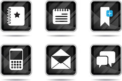 Tablet Icon - Internet 1 Royalty Free Stock Photo