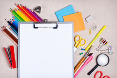 The tablet of paper Royalty Free Stock Photography