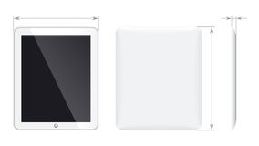 Tablet pc. The arrows are on separate layer, so you can delete them you if only need the tablet. Enjoy Stock Photography