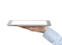Tablet pc Stock Photo