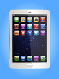 Tablet-PC Stockfoto