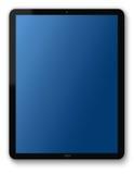Tablet PC imagen de archivo libre de regalías