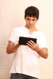 Tablet PC Imágenes de archivo libres de regalías