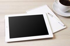 Tablet-PC Stockfotografie