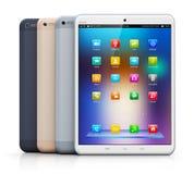Tablet pc Foto de Stock