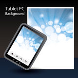 Tablet PC Background Stock Photos