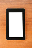 Tablet PC in black Stock Images
