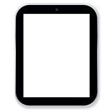Tablet pc computer Royalty Free Stock Photography
