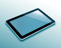 Tablet pc computer Stock Photo