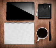 Tablet pc Royalty Free Stock Image