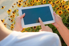 Tablet PC Royalty Free Stock Photography
