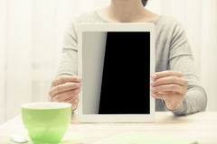 Tablet pc Royalty Free Stock Images