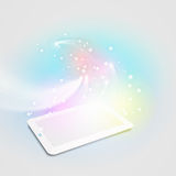 Tablet pc Royalty Free Stock Photos