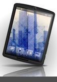 Tablet Pc & Mobile Phone. Stock Images
