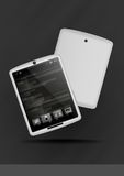 Tablet Pc & Mobile Phone. Royalty Free Stock Photos