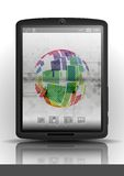 Tablet Pc & Mobile Phone. Stock Photography