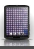Tablet pc, telefone celular Imagem de Stock Royalty Free