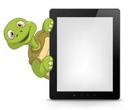 Tablet PC. Vector EPS 10. Royalty Free Stock Photos