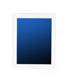 Tablet PC Wit Stock Photography