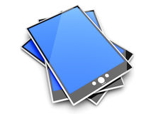 Tablet PCs Stock Photo