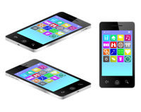 Tablet Phones Stock Image