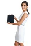 Tablet presentation Stock Photography