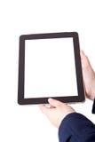 Tablet of Stootkussen Royalty-vrije Stock Foto's