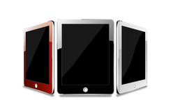 Tablet is vector Royalty Free Stock Photography